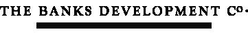 Banks Development Company